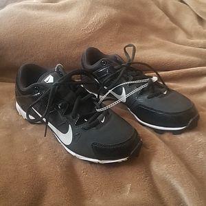 Kids Nike baseball cleats